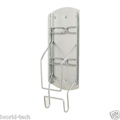 New IKEA RATIONELL VARIERA Wall mounted Iron Holder Metal Space saving tidy