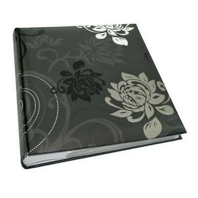 Walther Grindy Black 6x4 Slip In Photo Album - 400 Photos