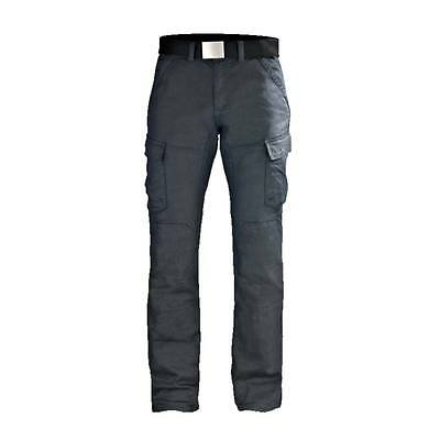 Pantaloni Moto Jenas in Denim Owen Ixon