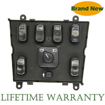 Electric Power Window Master Control Switch For Mercedes-Benz ML320 ML430 ML500