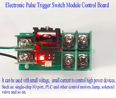 Electronic Pulse Trigger Switch Module Control Board Control MOS FET Optocoupler