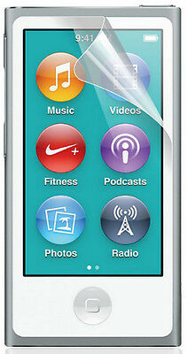 Clear Screen Protector For iPod Nano 7