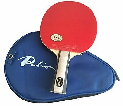Palio Expert 2 Table Tennis Bat and Case