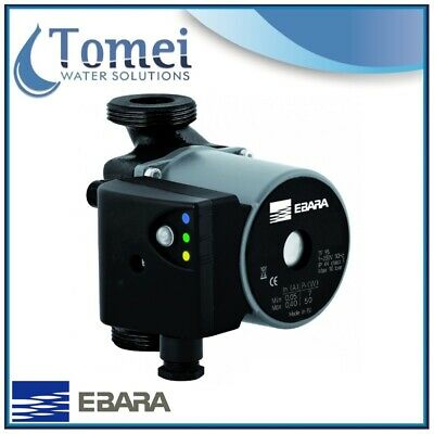 "High Performance Electronic Circulator Ebara Ego 25/60-130mm 1""½ 50W 1x230 50Hz"