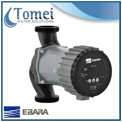 "High Performance Electronic Circulator Ebara Ego Easy 32/80-180mm 2"" 140W 1x230"