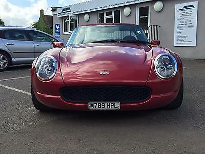 TVR Chimaera Wide Arch RestoMod