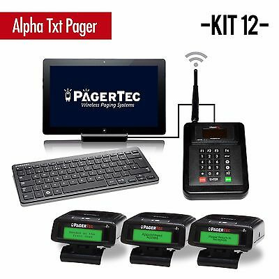 Staff Paging system Kit 12