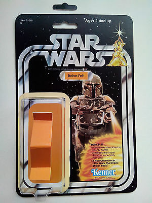 Vintage Boba Fett 21 Back Star Wars Deluxe Restoration Kit Home Your Treasure