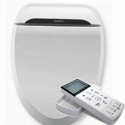 [AU version]  USPA UB-6035R Digital Bidet Auto Toilet Seat Washlet Dry + Remote