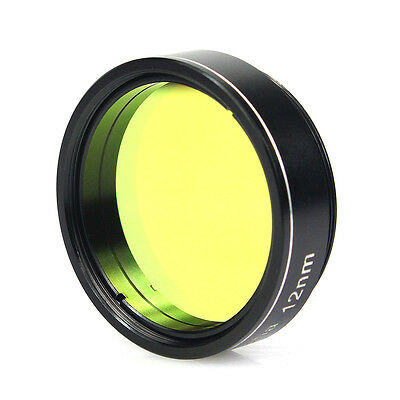 New 1.25'' H-Alpha Narrow Band Filter 12nm for Telescope CCD Photography w/ case