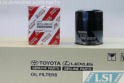 10 x Toyota Genuine Oil Filter Coaster Bus 90915-30002-8T