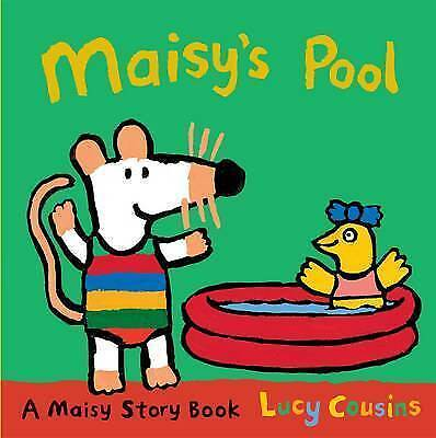 Maisy's Pool BRAND NEW BOOK by Lucy Cousins (Paperback, 2014)