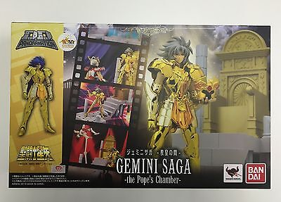 Bandai Saint Seiya D.D.PANORAMATION Gemini Saga The Popes Chamber Figure #TY0017
