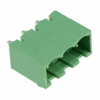 10 x 3-Way Plug-In PCB Vertical Closed Header 5.08mm