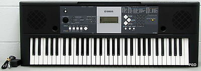 yamaha ypt 240 61 key keyboard picclick uk. Black Bedroom Furniture Sets. Home Design Ideas