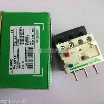 LRD05C 0.63-1A NEW Schneider Thermal Overload Relay free shipping