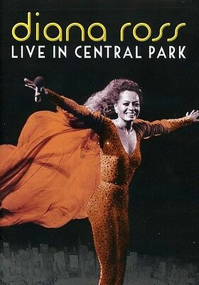 Diana Ross: Live in Central Park (2012, DVD NEUF)