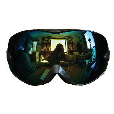 Anticorp Fly Goggle Revo Mirror Double Dome  Lens. Awesome Allround Goggle
