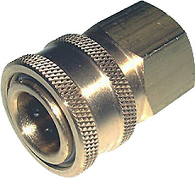 Karcher 9.804-066.0 Quick Coupler Coversion Fitting for Threaded Wands