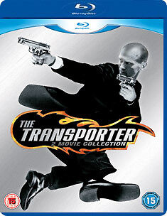transporter 1 and 2 NEW BLU-RAY (3308907000)