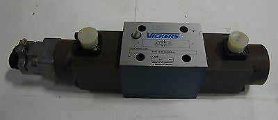 Vickers Electric Valve Model # KDG15AV61487910 70519MO