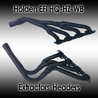 Holden  EFI -304 motor- HQ-HZ-WB Extractors/headers  New Free Delivery