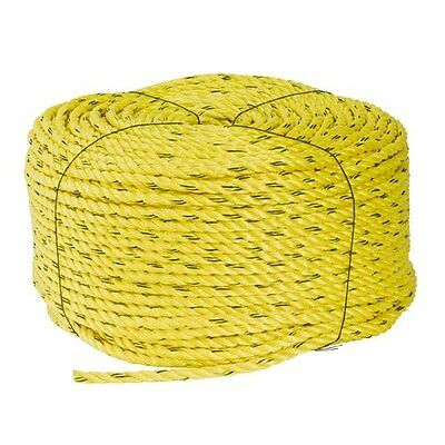 Beaver 16mm 3-Strand Polypropylene Rope 250m Roll