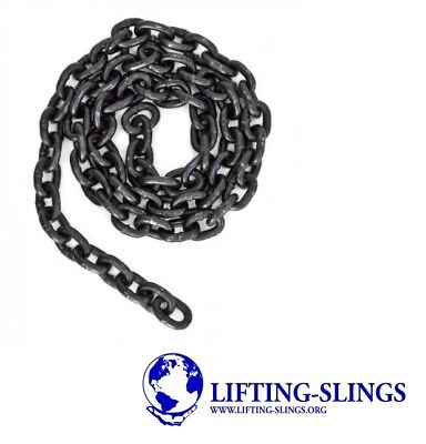 Grade 80 Short Link Lifting Chain - Chain Slings Replacment - BS EN 818-2