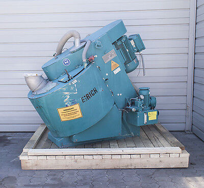 Eirich R 09 Intensive Mixer Incline Intensive Pan Mixer R09