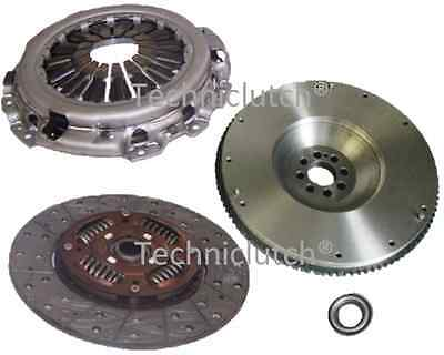 New Flywheel And Clutch Kit With Bearing For Nissan Pathfinder 2.5 Dci 2.5Dci
