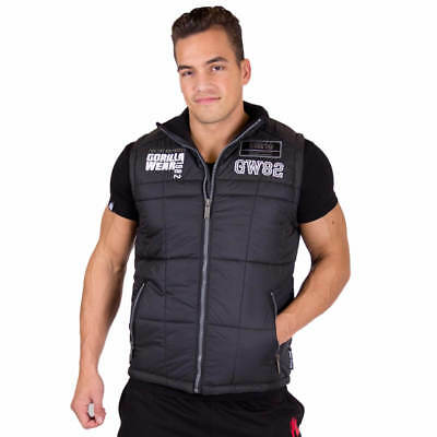 Gorilla Wear Body Warmer GW82 Bodybuilding Fitness Weste