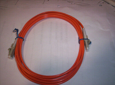 3M LC-LC Duplex Multimode 50/125 Fiber Patch Cable