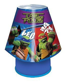 Teenage Mutant Ninja Turtles Bedroom Night Kool Lamp/Light