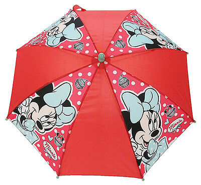 Girls - Disney Minnie Mouse Dome Umbrella