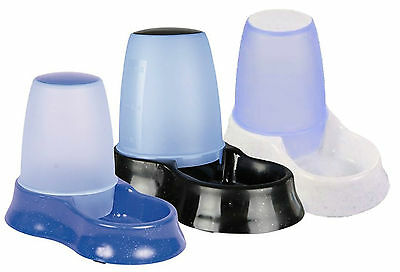 Trixie Food And Water Dispenser Dog Cat Feeder 1.5 litre 24762