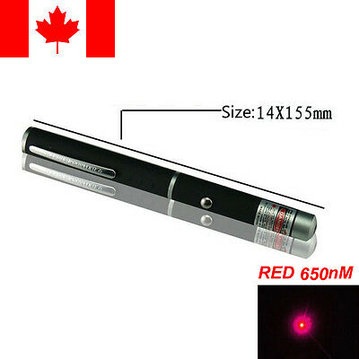 5mW Red Laser Pointer 650nm AAA Battery Pointeur Laser Cat Toy
