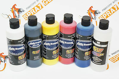 Createx Auto Air paint colors Auto Borne Primary Sealer Set 8oz 6100-00