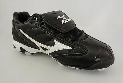 Mizuno 9-Spike YOUTH Franchise Low G4 Boys' Baseball Cleats, 320280.9000