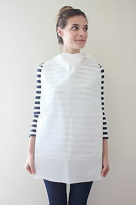 Disposable Geriatric Adult Bibs 25 Pack Free Shipping