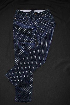 NEW Ralph Lauren Polo Kids Girls' Dotted Corduroys pant size 10 12