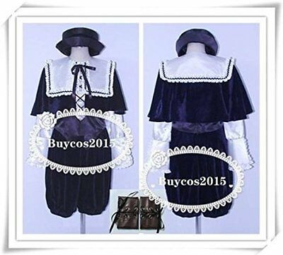 Real shooting Costume Rozen Maiden Souseiseki order possible fashion Cosplay