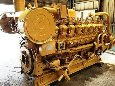 Caterpillar G3516SITA Engine Core