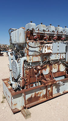 Cooper Superior 2408G Natural Gas Engine
