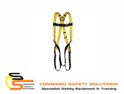 MSA Workman Confined Space & Fall Arrest Height Safety Harness (SIZE MEDIUM)