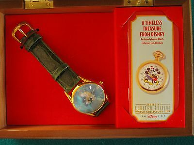 Disney Limited Edition Once Upon A Dream Fossil Watch