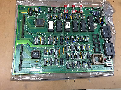 Motorola M68HC11EVM Evaluation Module w/ Software + Reference Guide