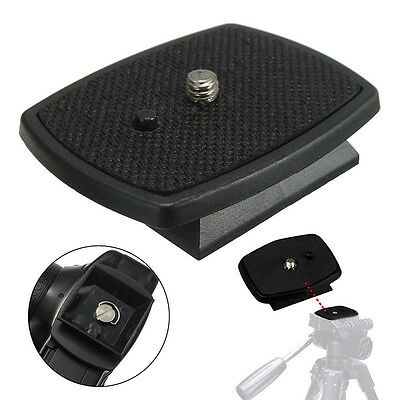 Screw Adapter Quick Release Plate Tripod Mount Head  For DSLR SLR Digital Camera