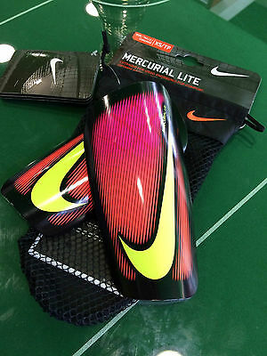 Accessori Calcio Nike Mercurial Lite Shinguard Parastinchi 2016/2017 Purple