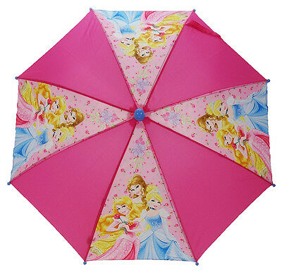 Girls Disney Princess Umbrella