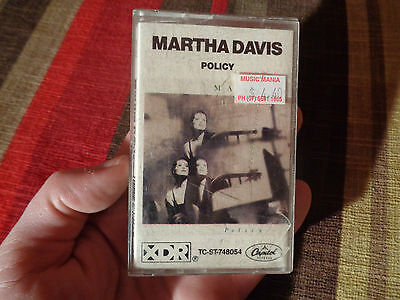MARTHA DAVIS_Policy_used cassette_ships from AUS!__A5